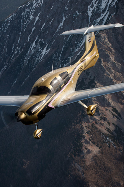 Diamond Aircraft DA50 V