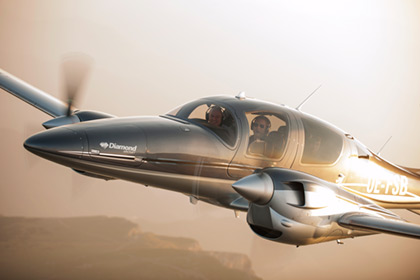 Diamond Aircraft DA62